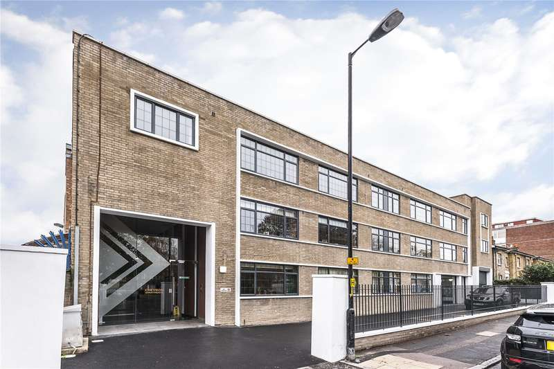 2 Bedrooms Flat for sale in Chevron Apartments, 294 St. James's Road, London, SE1