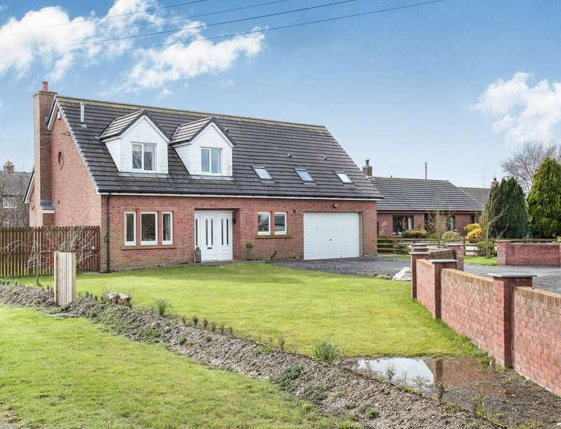 5 Bedrooms Detached Bungalow for sale in Newton Arlosh, Wigton, CA7