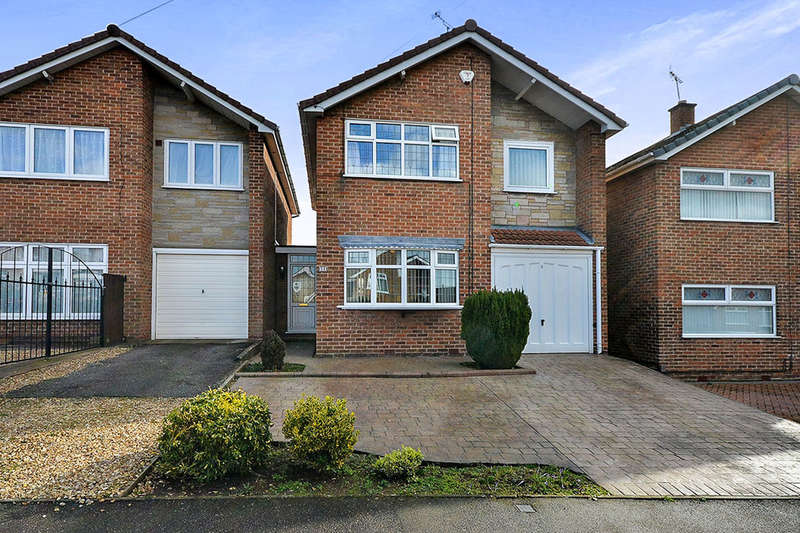 3 Bedrooms Detached House for sale in Farndale Road, Sutton-In-Ashfield, NG17