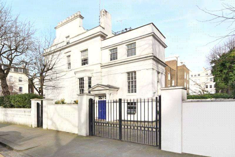 1 Bedroom End Of Terrace House for sale in Dawson Place, London, W2