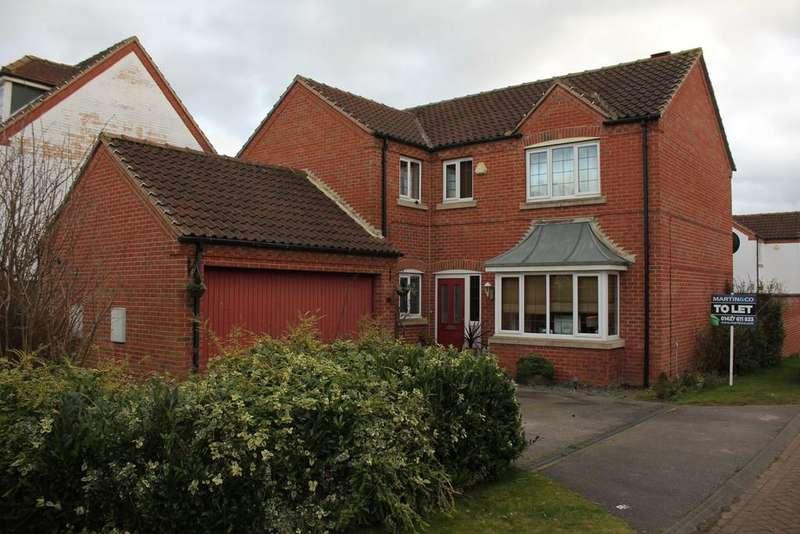 4 Bedrooms Detached House for sale in Nicholas Way, Corringham
