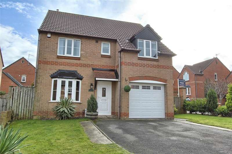 4 Bedrooms Detached House for sale in Rushmere, Marton