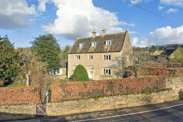 4 Bedrooms Detached House for sale in Little Rissington, Cheltenham