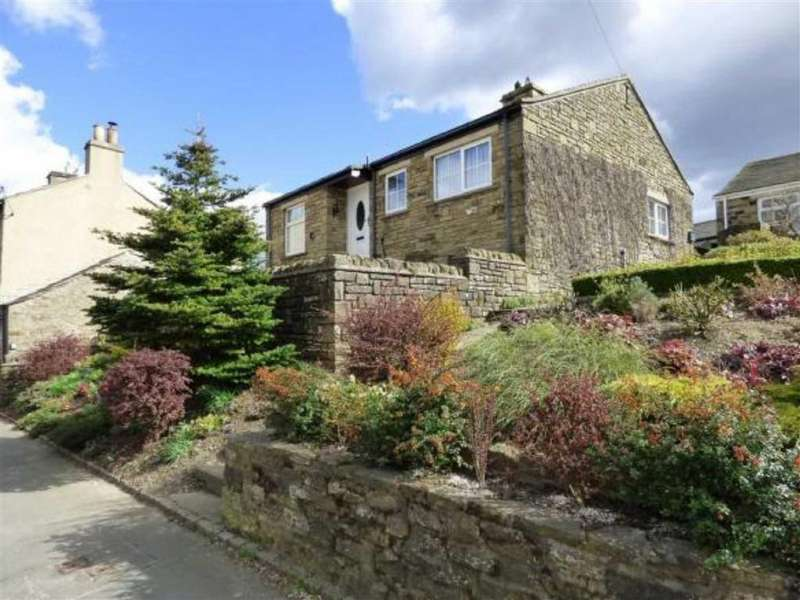 2 Bedrooms Detached Bungalow for sale in Chantry Garth, West Witton, Leyburn