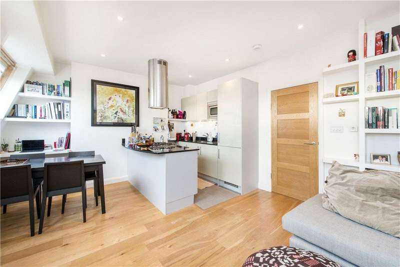 1 Bedroom Flat for sale in Lancaster Road, Ladbroke Grove, London