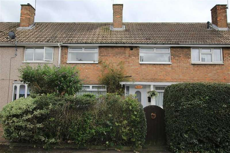 3 Bedrooms Terraced House for sale in Lightfoot Road, Newton Aycliffe, County Durham