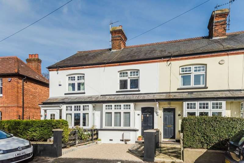 3 Bedrooms Cottage House for sale in Park Lane, Harefield, Middlesex