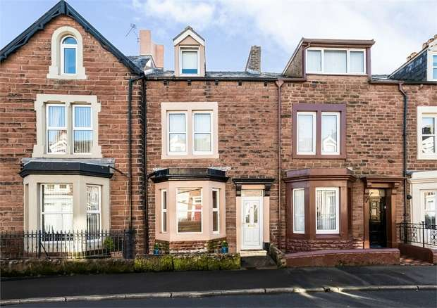 3 Bedrooms Town House for sale in Lawson Street, Maryport, Cumbria