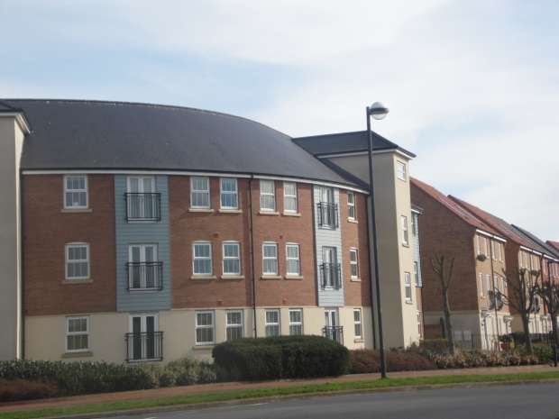 1 Bedroom Apartment Flat for sale in Windermere Drive Lakeside Doncaster