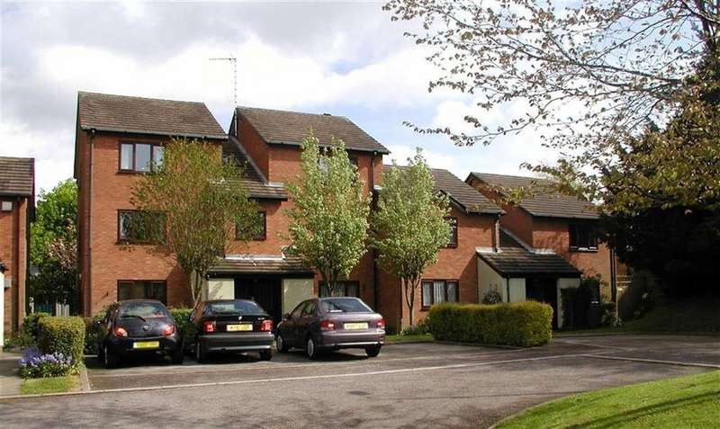 1 Bedroom Apartment Flat for sale in 10, Cotswold Court, Goldthorn Hill, WOLVERHAMPTON, West Midlands, WV2