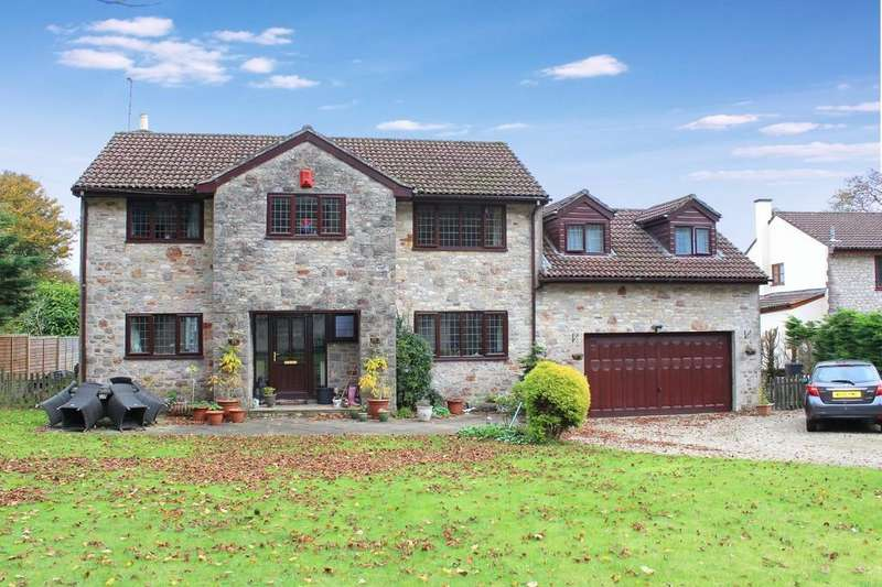 4 Bedrooms Detached House for sale in Zion Hill, Oakhill