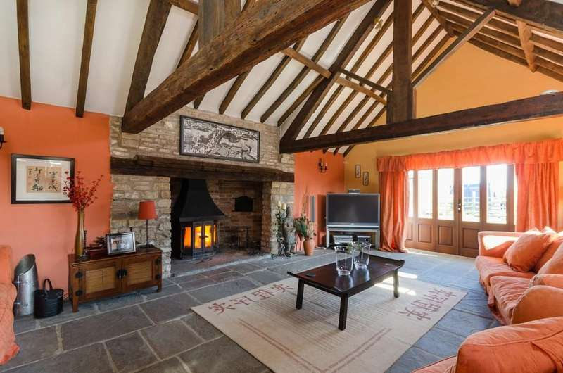 8 Bedrooms Barn Conversion Character Property for sale in Hinton Blewett, Bristol