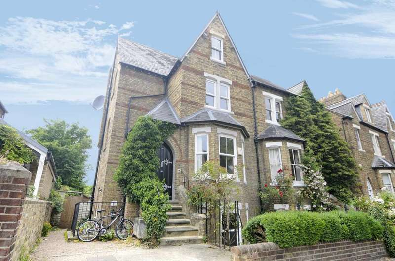 2 Bedrooms Apartment Flat for sale in Kingston Road, Oxford