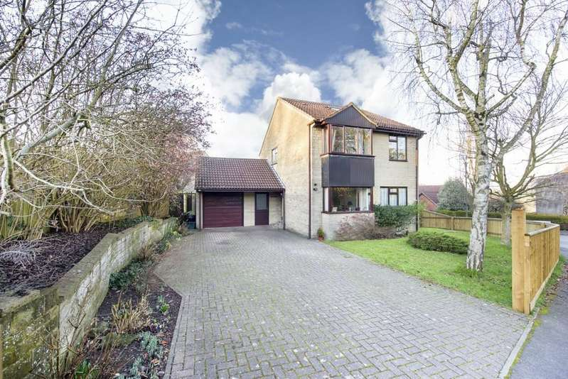 4 Bedrooms Detached House for sale in St. Marys Rise, Writhlington