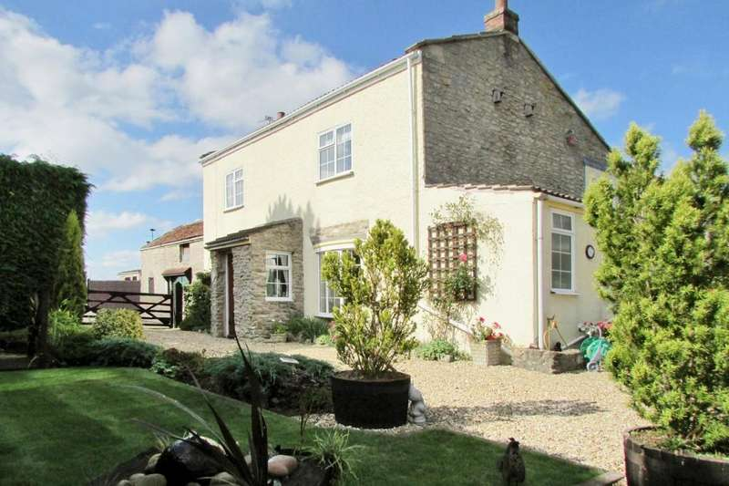 3 Bedrooms Detached House for sale in Marston Lane, Frome
