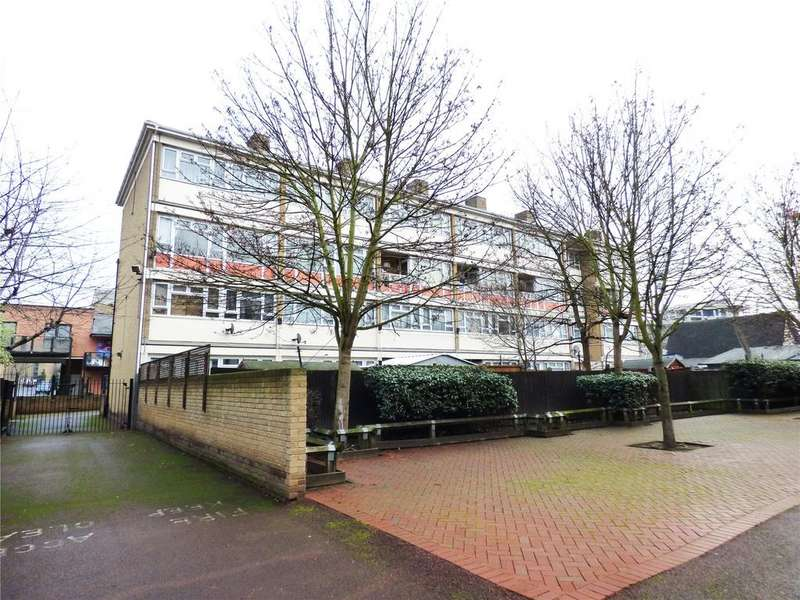 3 Bedrooms Apartment Flat for sale in Brabazon Street, Poplar, E14
