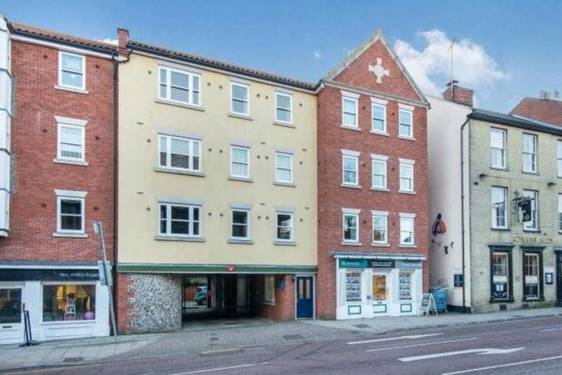 2 Bedrooms Flat for sale in St. Andrews Street, Norwich