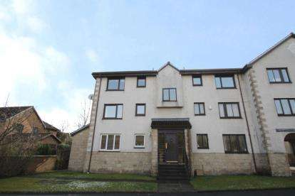 2 Bedrooms Flat for sale in Wallace Mill Gardens, Mid Calder