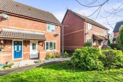 2 Bedrooms End Of Terrace House for sale in Saltwood Avenue, Berkeley Alford, Worcester, Worcestershire