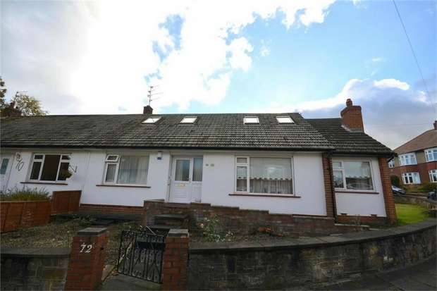 3 Bedrooms Semi Detached Bungalow for sale in Belle Vue Park West, Sunderland, Tyne and Wear