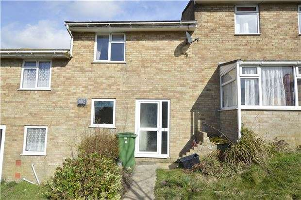 2 Bedrooms Terraced House for sale in Hawthorn Road, HASTINGS, East Sussex, TN35 5HW