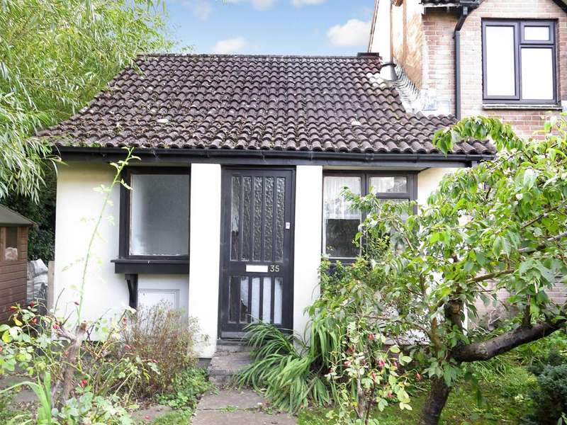 1 Bedroom Semi Detached Bungalow for sale in Sheldon Drive, Wells
