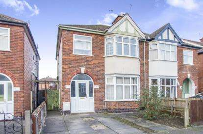 3 Bedrooms Semi Detached House for sale in Stanfell Road, Leicester