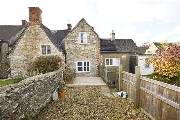 3 Bedrooms Terraced House for sale in Tetbury Street, Minchinhampton, GL6 9JH