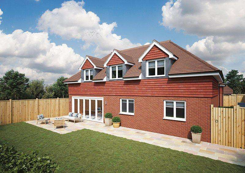 4 Bedrooms Detached House for sale in Vigus Close, 38 Nations Hill, Winchester, Hampshire, SO23