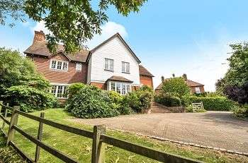 5 Bedrooms Detached House for sale in The Old Saw Mill, Long Mill Lane, Platt, Sevenoaks, Kent, TN15 8QJ