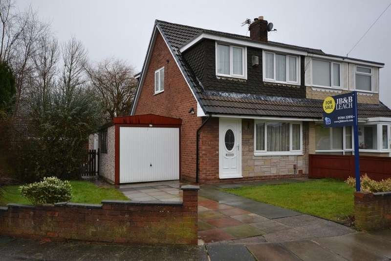 3 Bedrooms Semi Detached House for sale in Goodleigh Place, Sutton Leach, St. Helens