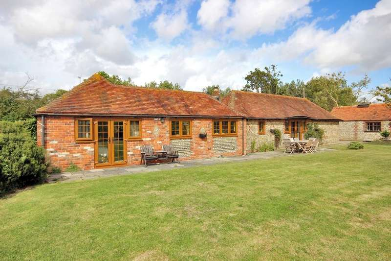 4 Bedrooms Barn Conversion Character Property for sale in Bracklesham Bay, Chichester