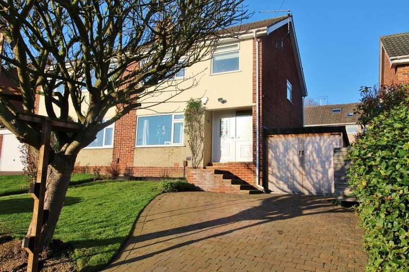 3 Bedrooms Semi Detached House for sale in Aspin Park Drive, Knaresborough