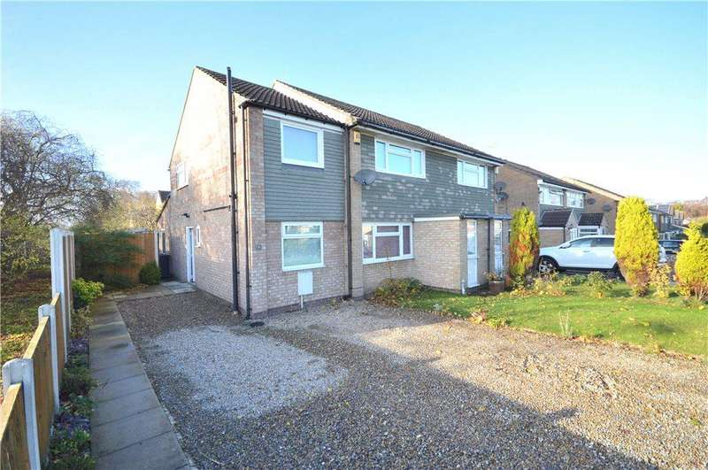3 Bedrooms Semi Detached House for sale in Turnberry Avenue, Alwoodley, Leeds