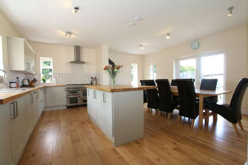 4 Bedrooms Farm House Character Property for sale in Coneywood Road, Doddington, March