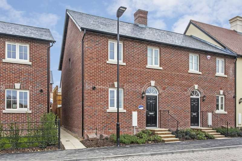 3 Bedrooms End Of Terrace House for sale in Pitt Road, Winchester, SO22