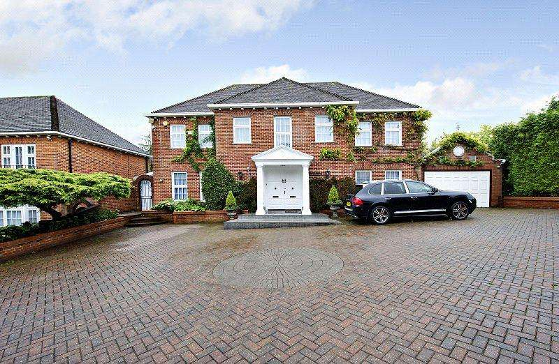5 Bedrooms Detached House for sale in Totteridge Lane, Totteridge, London, N20