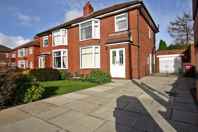3 Bedrooms Semi Detached House for sale in Leigh Road, Westhoughton, BL5
