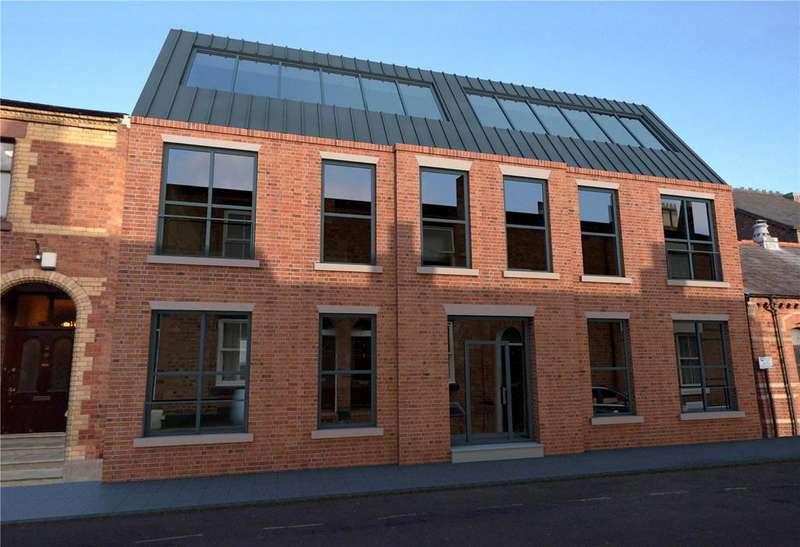 1 Bedroom Flat for sale in Volunteer Street, Chester, CH1