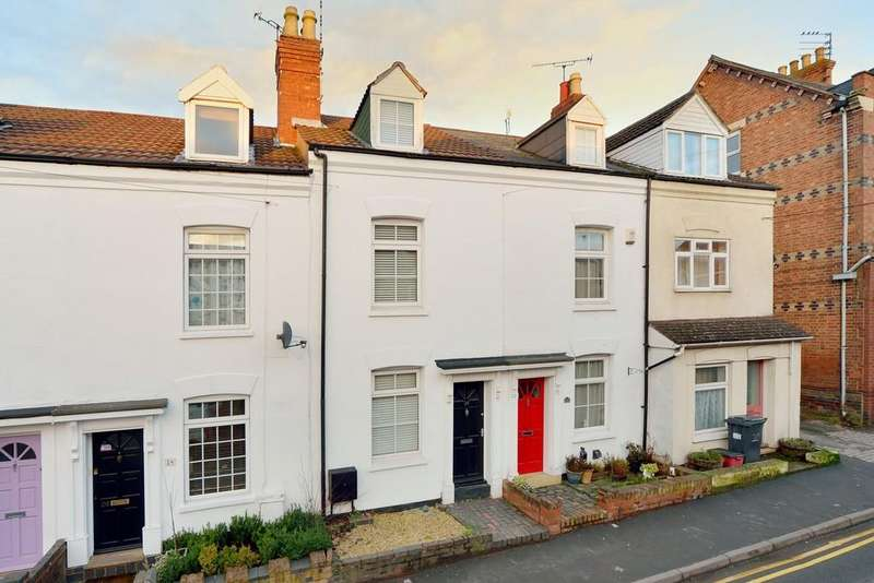 3 Bedrooms Terraced House for sale in Park Road, Kenilworth
