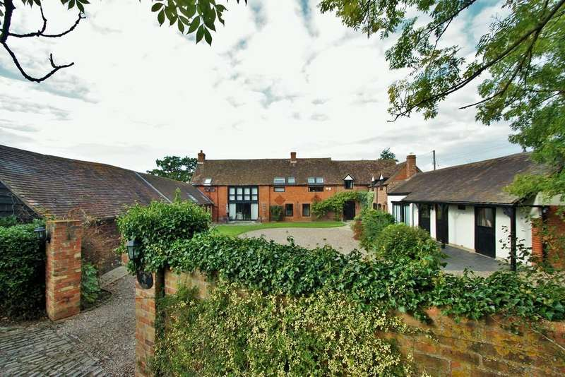 5 Bedrooms Equestrian Facility Character Property for sale in Hallams Barn, Pebworth