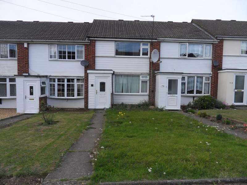 2 Bedrooms Town House for sale in Twycross Road, Burbage