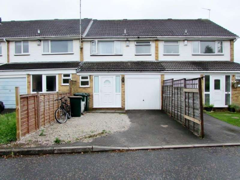 3 Bedrooms Town House for sale in Old Crown Mews, Coventry