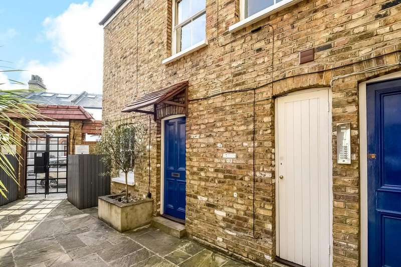 2 Bedrooms Mews House for sale in Abercrombie Street, Battersea, SW11