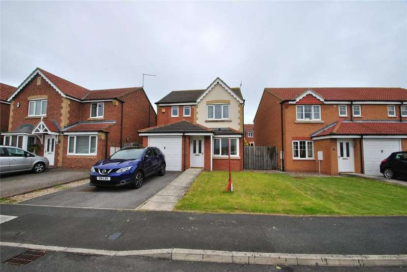 3 Bedrooms Detached House for sale in Redwood, Seaham, Co Durham, SR7