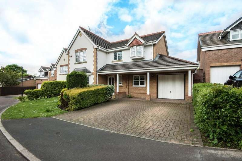 5 Bedrooms Detached House for sale in Cromfield, Aughton