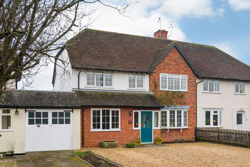 4 Bedrooms Semi Detached House for sale in Luddington Road, Stratford-Upon-Avon