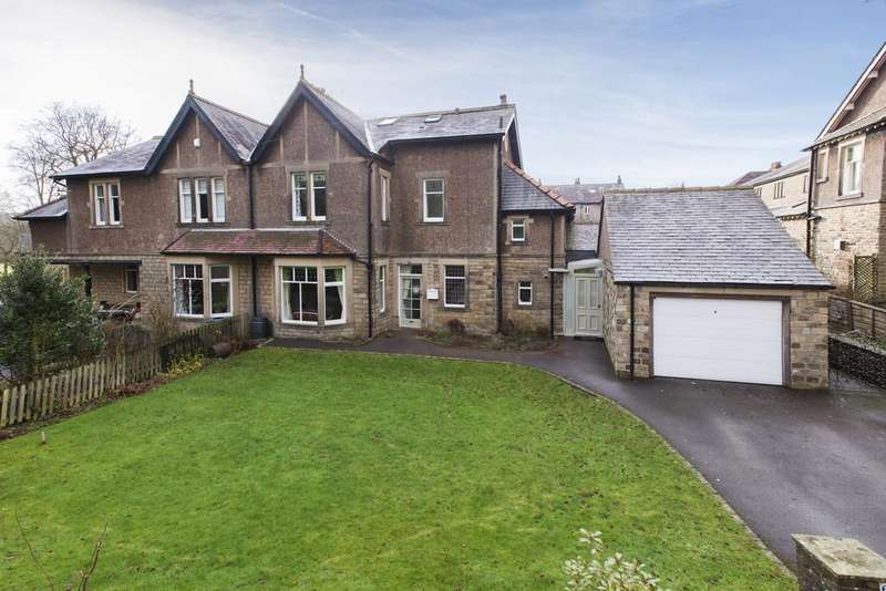 5 Bedrooms Semi Detached House for sale in Raikes Road, Skipton