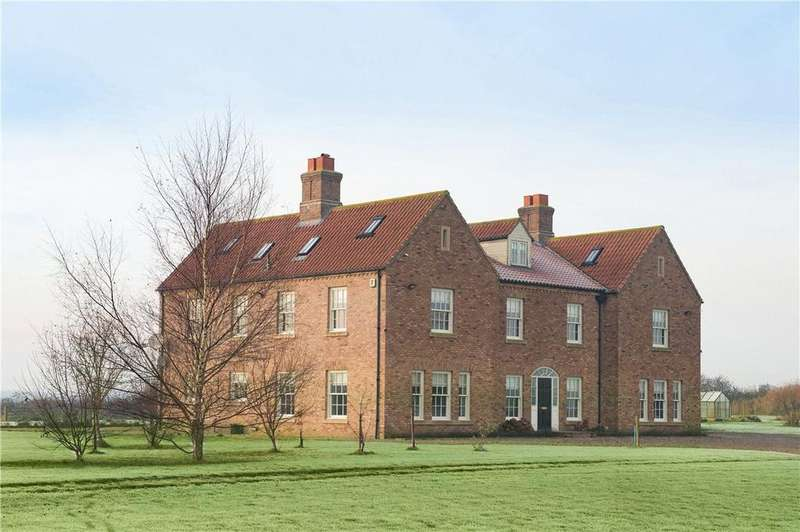 7 Bedrooms Detached House for sale in Swale House, Breckenbrough, Near Thirsk, North Yorkshire, YO7
