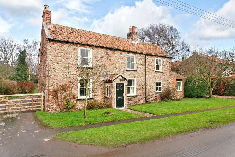 5 Bedrooms Detached House for sale in Thornton, Melbourne, York, East Yorkshire, YO42
